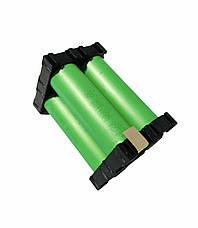 Аккумулятор для заклепочников Gesipa 14.4 V 2.6 Ah Li ion, фото 2