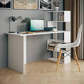 Стол письменный с полками, для ноутбука и компьютера S-15