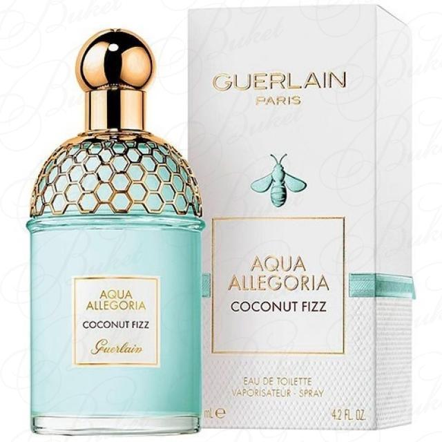 Оригинал унисекс туалетная вода Guerlain Aqua Allegoria Coconut Fizz