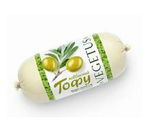 Тофу ковбасний з оливками,Vegetus, 400г.