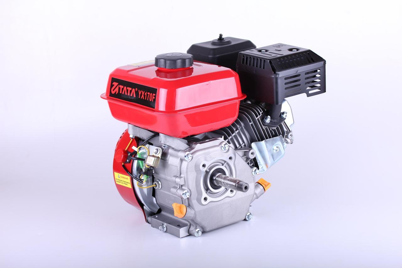 Двигатель 170F - (под резьбу 3 дюйма Ø18mm) (6,5 л.с.) КОД  8647