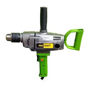 Дрель-миксер Procraft PF-1700