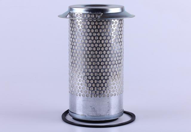 Элемент воздушного фильтра нового образца (K1122A) H-225mm Foton 244, Jinma 244/264 КОД  7163