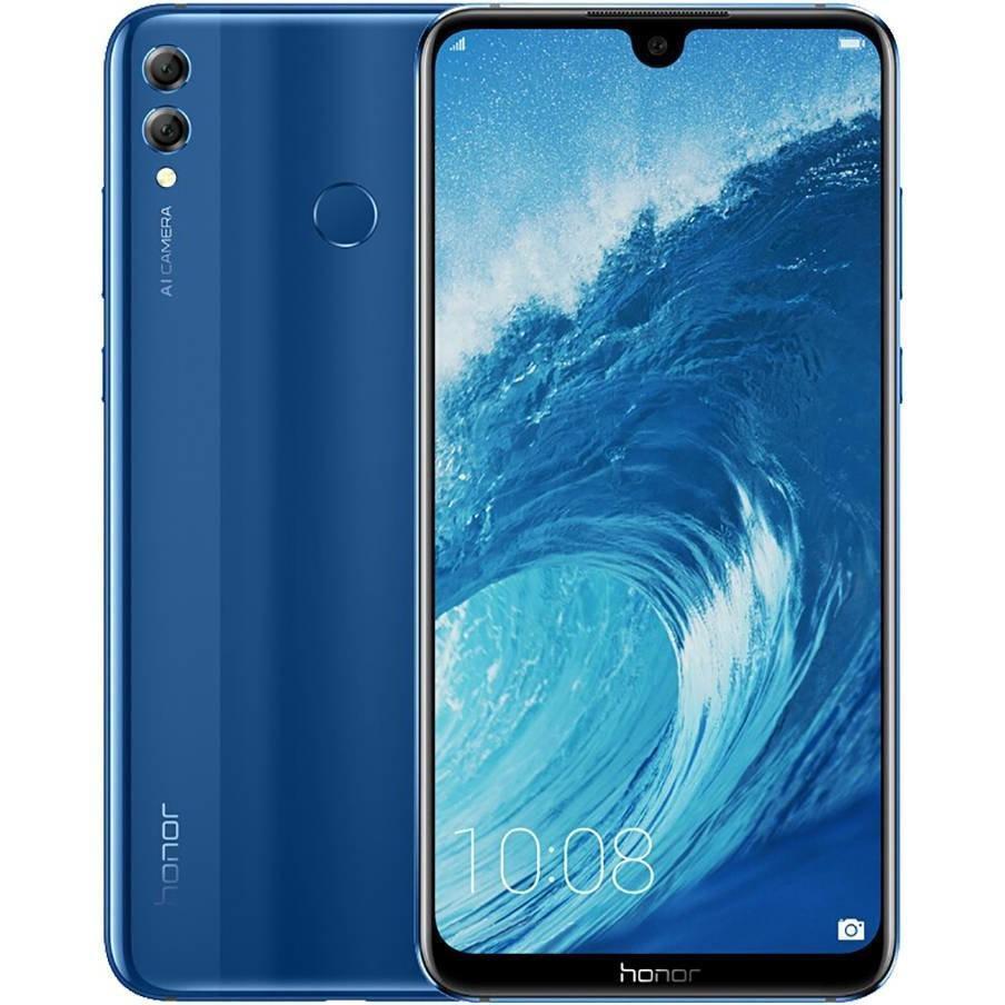 Смартфон Honor 8x Max 4/128GB Blue