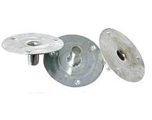 Металевий тримач для гнота (діаметр 2 мм)