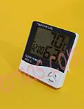 Термометр-гигрометр HTC-1, фото 2