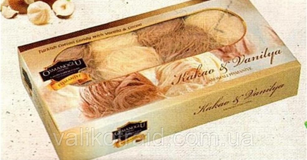 Какао СВЕЖАЙШАЯ ваниль  ассорти пишмание  250 гр,  турецкие сладости