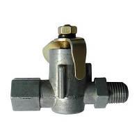 Кран топливного бака МТЗ (КР-25)