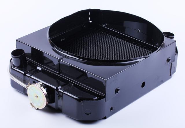 Радиатор TY290 Xingtai 180 КОД  7200