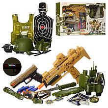 Детский набор военного 34600 для мальчика