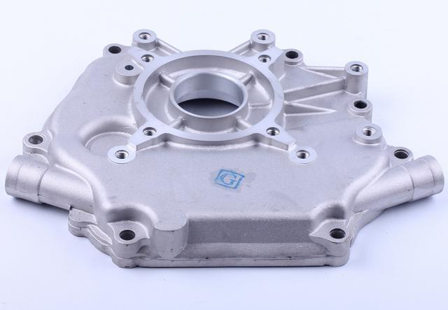 Крышка блока двигателя - 177F КОД  3948
