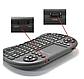 Беспроводная мини Клавиатура с подсветкой тачпадом и LED пультСмарт TV, фото 3