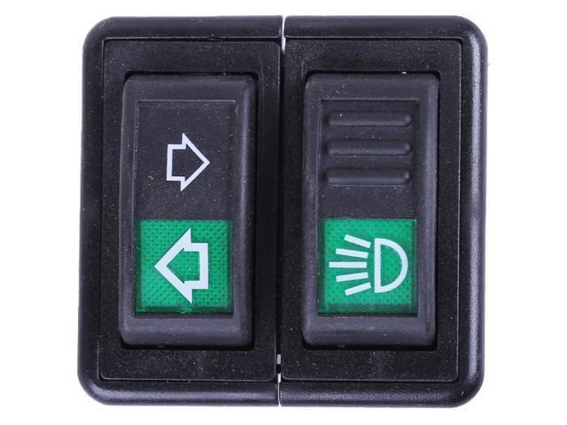 Кнопка переключения поворотов  Foton 244, ДТЗ 244, Jinma 244/264 КОД  7323