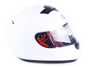 Шлем MD-803 белый size M - VIRTUE КОД  2426
