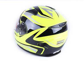 Шлем MD-FP02 салатовый size M - VIRTUE КОД  2523