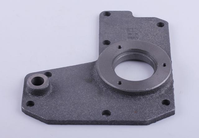 Крышка боковая корпуса КПП  для мотоблока 180N/195N КОД  3461