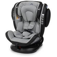 Автомобильное кресло EVOLUTION Isofix 1045 детское, автокресло, изофикс, поворотное от 0 до 12 лет