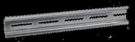 DIN-рейка оцинкованная 200см IEK, фото 2