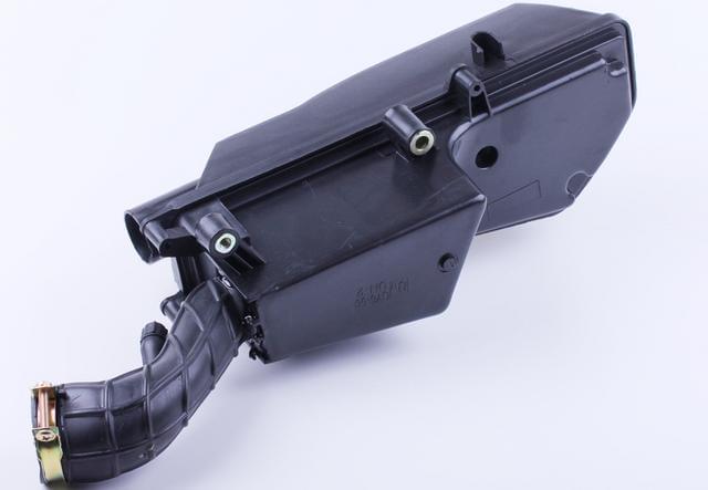 Фильтр на скутер  воздушный в сборе (длинная нога) 50 куб четырехтактный КОД 1118