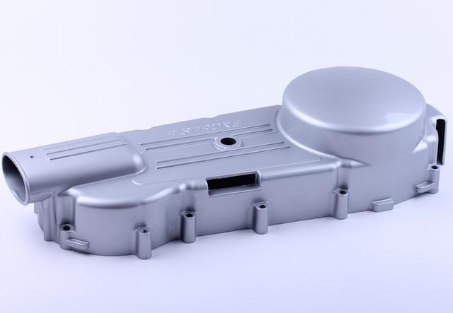 Крышка на скутер  двигателя 125/150 куб  КОД 1060