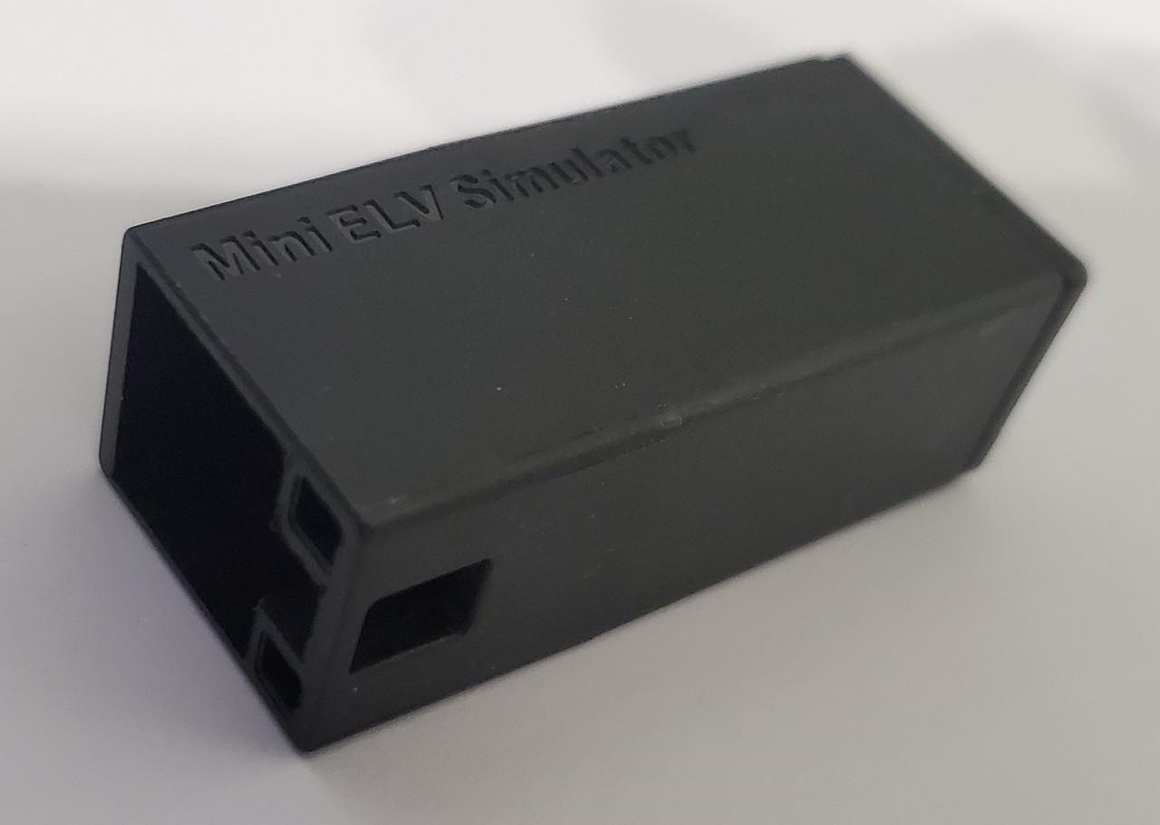Мини эмулятор ELV обновленный эмулятор ESL ELV для Benz W204 W207 W212, работает с инструментом Xhorse VVDI MB