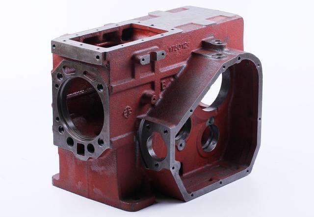 Блок двигателя 1GZ90 - 195N КОД  3753