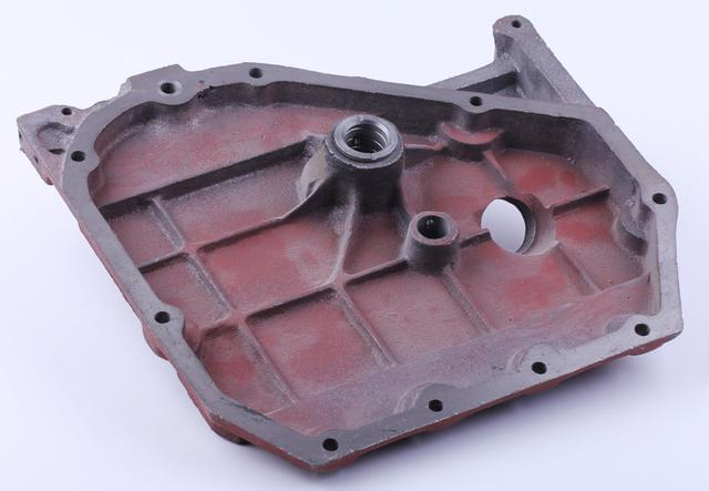 Крышка блока двигателя (ZUBR original) - 195N КОД  3784