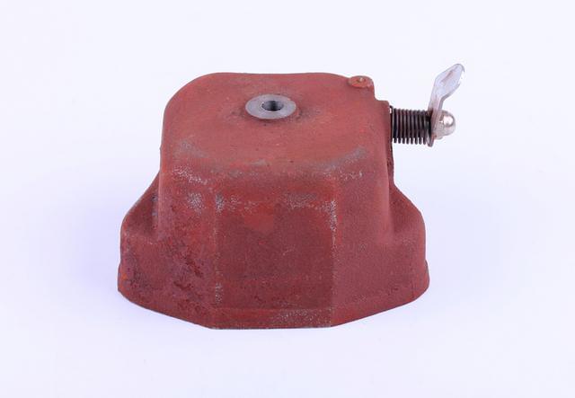 Крышка клапанов (ZUBR original) - 195N КОД  3762