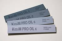 Набор масляных точильных камней KosiM Pro карбид кремния 150/500/2000/8000 grit, фото 1