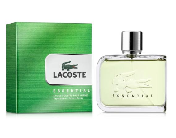 Оригинал мужская туалетная вода Lacoste Essential