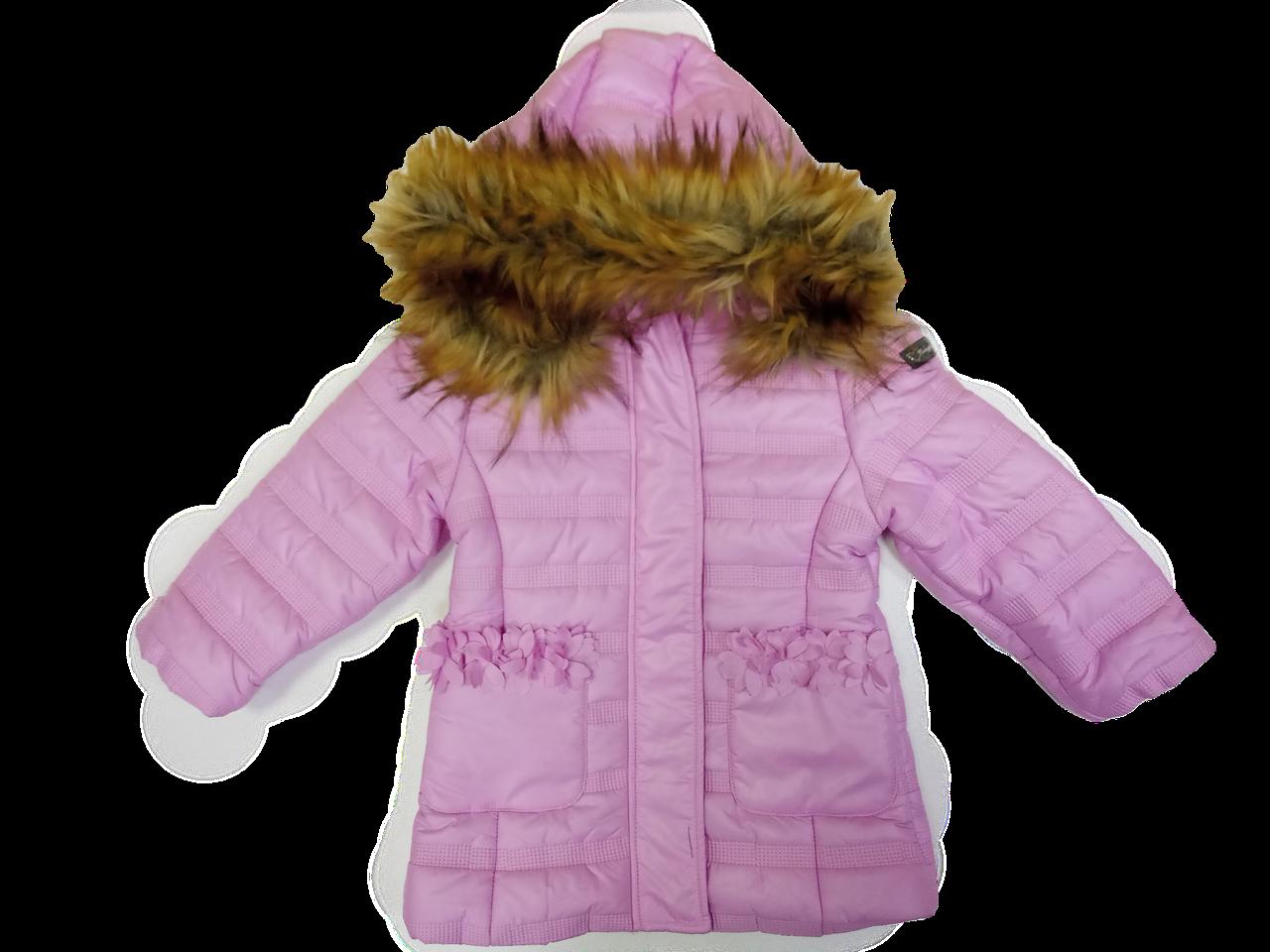 Куртка для девочки EMC/Ellepi AV1053 рост 98