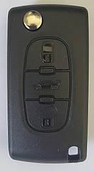 Дистанционный ключ для Peugeot 207 307 407 208 308 408 607