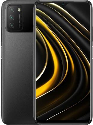 Poco M3 4/128GB Black