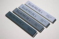 Набор масляных точильных камней KosiM Pro карбид кремния 150/500/2000/8000 grit на бланках, фото 1