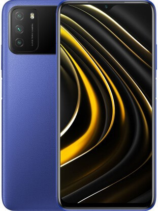 Poco M3 4/128GB Blue