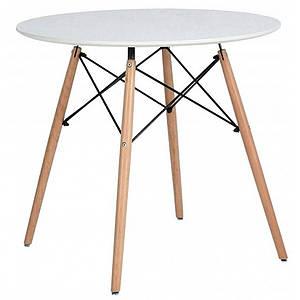 Столик Bonro В-957-800 Білий