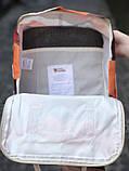 Модный женский рюкзак-сумка канкен Fjallraven Kanken classic 16 л камуфляж, фото 10