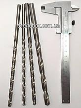 Свердло по металу L300 7мм