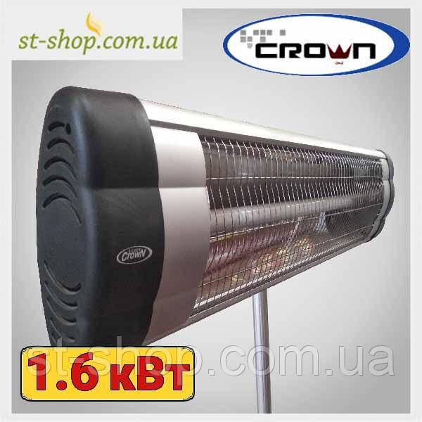 UFO CROWN 1.6 кВт с ногой-подставкой