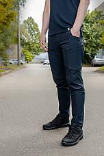 M-Tac штани Sahara Flex - Dark Navy Blue, фото 3
