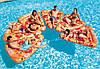 """Матрац Intex 58752 EU """"Піца"""" жовтий, 175 х 145 см, від 12-ти років, фото 4"""