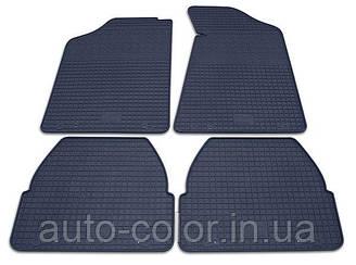 Коврики резиновые для Audi 80 (В3)/(B4) 86-94 кт-4шт. (POLYTEP)