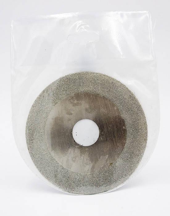 Диск алмазный отрезной 100мм по стеклу, фото 2