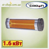 UFO CROWN обогреватель 1.6 кВт настенное крепление, фото 1