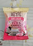 Кофе турецкий с добавкой розы Keyfe Güllü Lokumlu   100 гр, Турция, фото 2