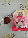 Кофе турецкий с добавкой розы Keyfe Güllü Lokumlu   100 гр, Турция, фото 3