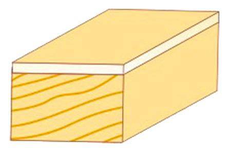 Кромочная Фреза пряма Атака Ø8x9.5мм (301095-1), фото 2