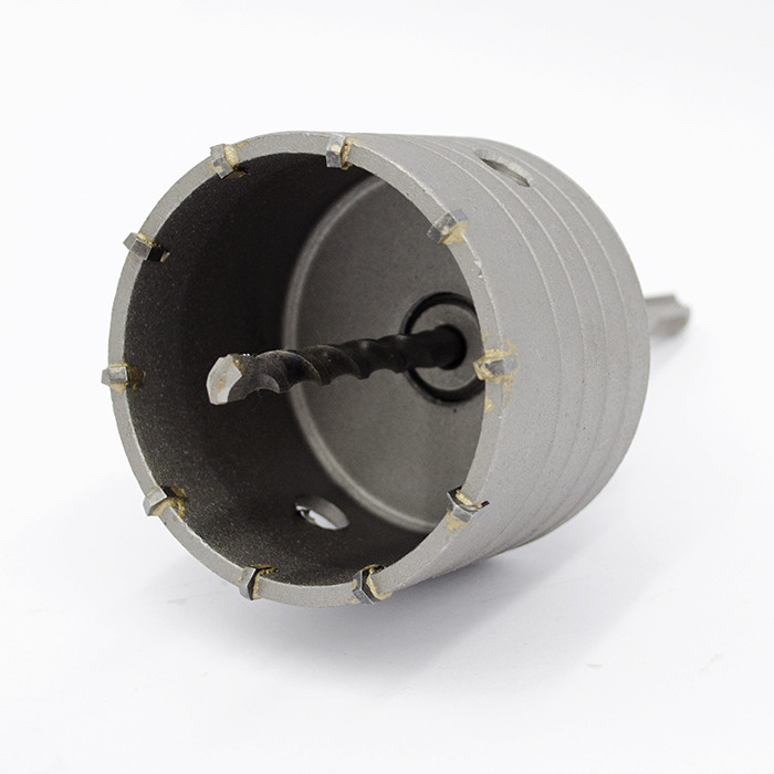 Коронка по бетону Ø 65 мм с хвостовиком SDS-Plus