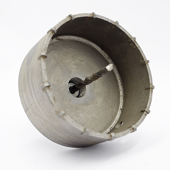 Коронка по бетону Ø 80 мм с хвостовиком SDS-Plus