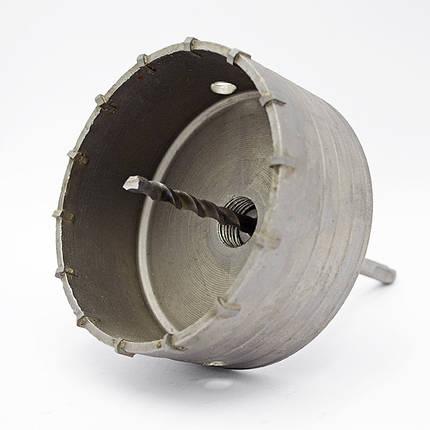 Коронка по бетону Ø 110 мм с хвостовиком SDS-Plus, фото 2